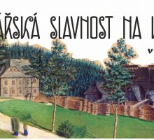 Sklářská slavnost na Kristiánově bude 5. září