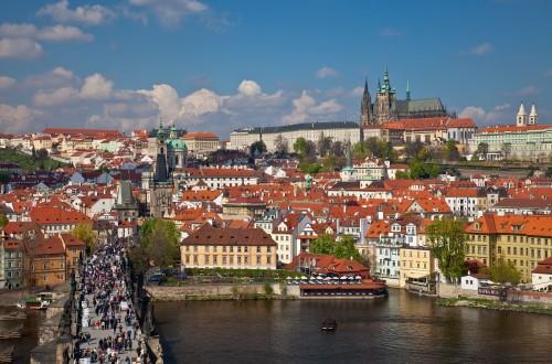 Praha Foto: CzechTourism