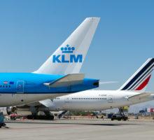 Letecká společnost Air France/KLM přijímá mimořádná opatření