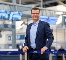 Ing. Václav Řehoř, Ph.D., MBA; předseda představenstva, Český Aeroholding, a.s.