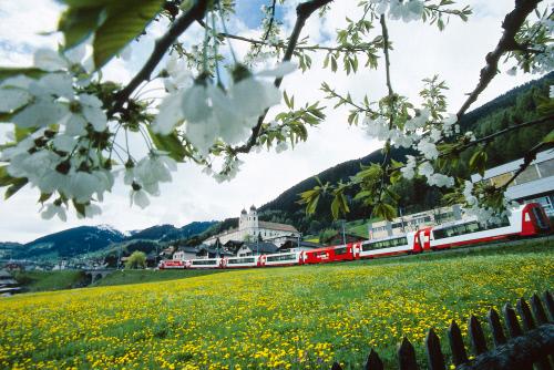 Foto: Rhaetische Bahn   By-line: swiss-image.ch/Tibert Keller