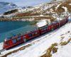 Bernina Express Foto: Rhaetische Bahn   By-line: swiss-image.ch/Tibert Keller