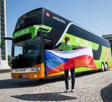 FlixBus spouští iniciativu na podporu českého turismu #VyletproCesko