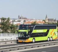 FlixBus hlásí 40% nárůst cestujících na přímé lince mezi Slováckem a Prahou