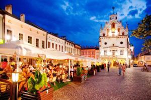 Rynek, Foto: Archív města Řešova