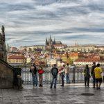 Vprvním pololetí do Prahy přijelo více než 3,5 milionu návštěvníků
