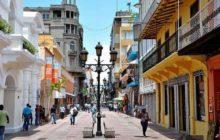 Vítejte v Santo Domingu!