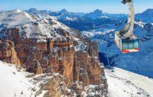 V předprodejích lyžařských zájezdů letos vedou italské Alpy