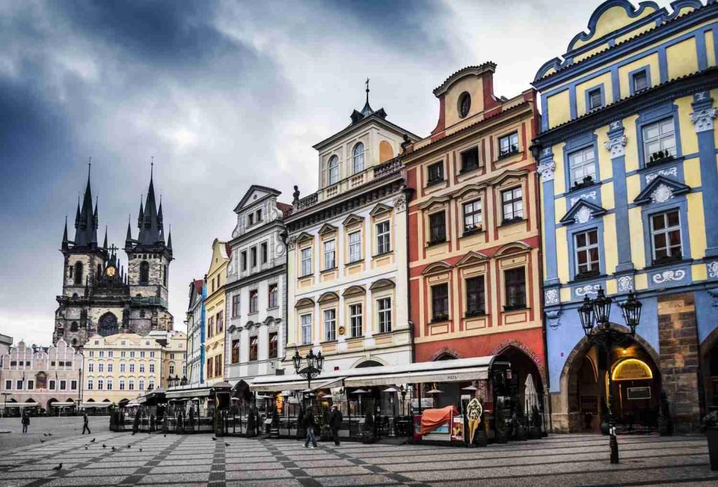 Praha Foto: Shutterstock