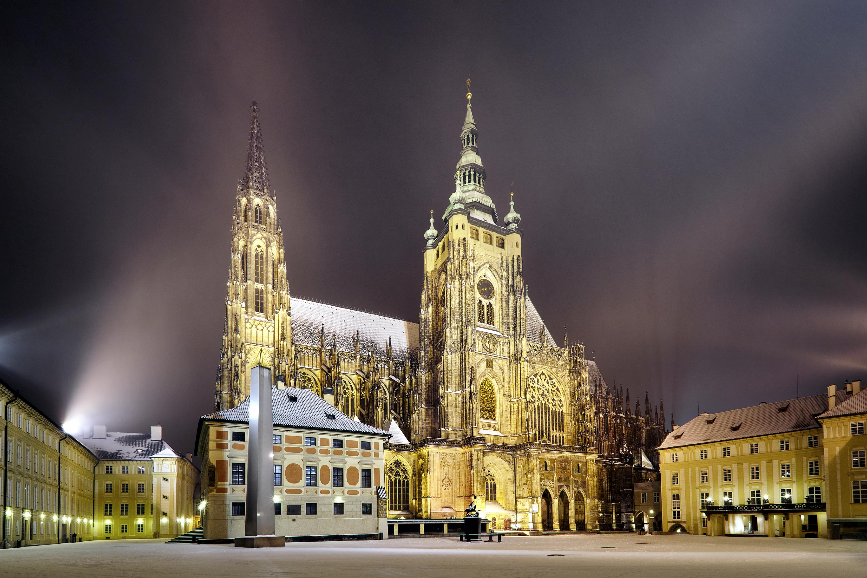 Chrám Sv. Víta Foto: Shutterstock