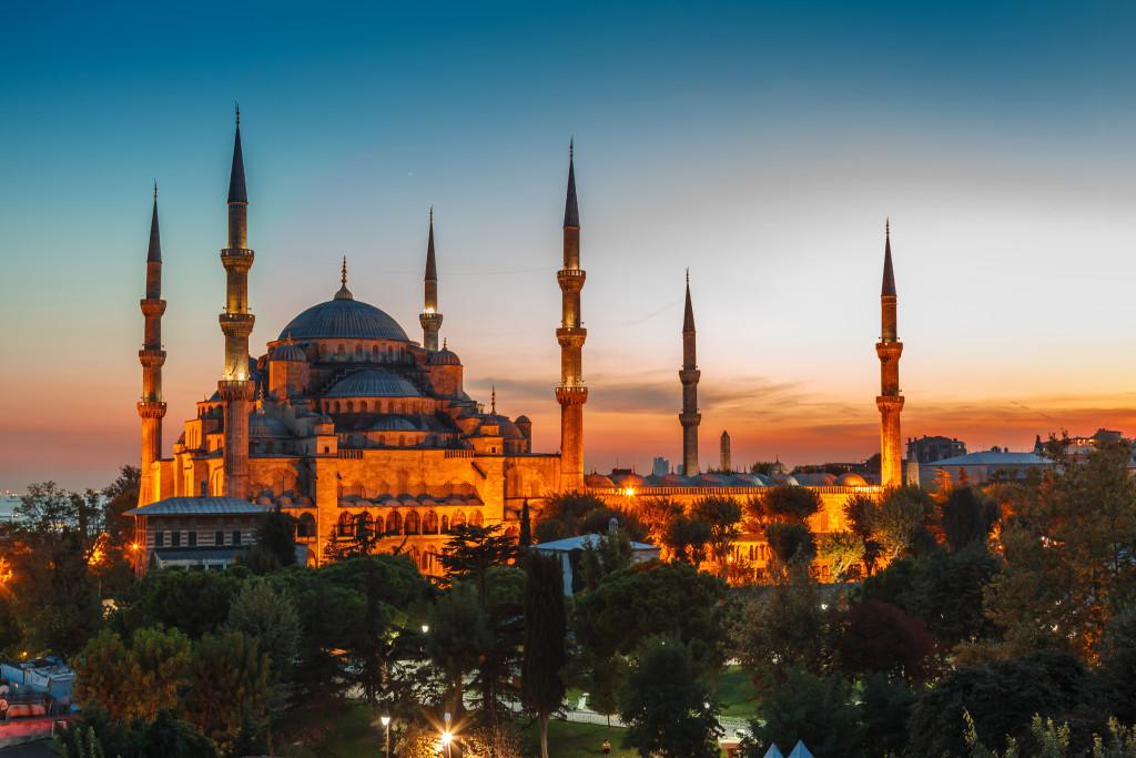 Istanbul, Foto: tourist board Turecka