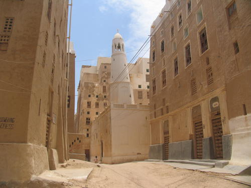 Staréopevněnéměsto Shibam, Jemen Foto: UNESCO © Aneta Ribarska
