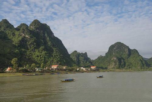 Národní park Phong Nha – Ke Bang, Vietnam  Foto: UNESCO © Ko Hon Chiu Vincent