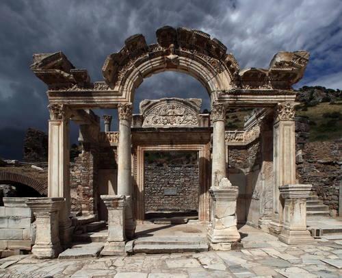 Efes, Turecko Foto: UNESCO © Austrian Archeological Institute, Niki Gail