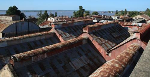 Kulturně-industriální krajina Fray Bentos, Uruguay Foto: UNESCO © Municipality of Rio Negro, Hector Gomez