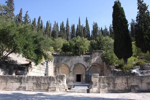 Nekropole Bet Še'arim: památka židovského znovuzrození, Izrael  © Tsvika Tsuk