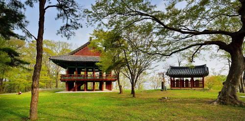 Historická oblast Baekje, Korea Foto: UNESCO © Baekje Historic Areas Nomination Office