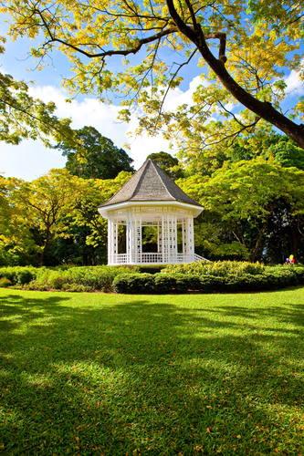 Botanické zahrady, Singapur Foto: UNESCO © Singapore Botanic Gardens