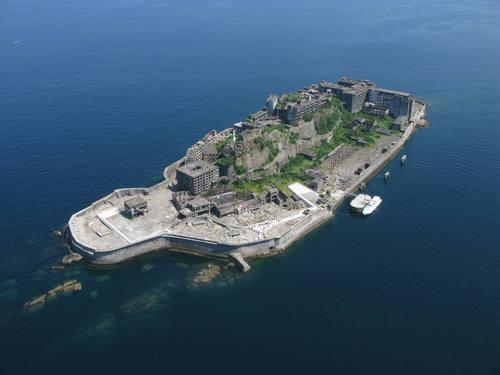 Místa japonských průmyslových reforem Meidži, Japonsko Foto: UNESCO © Nagasaki Prefecture