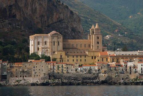 Katedrála Cefalù Foto: UNESCO © CRICD