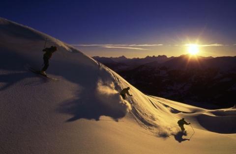Rothorn Zdroj: Graubünden Ferien
