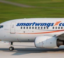 Smartwings a České aerolinie dočasně využijí možnost nově zaváděného institutu mimořádného moratoria kezmírnění dopadů epidemie koronaviru
