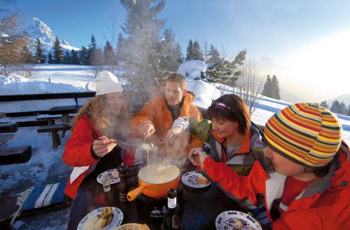 Foto: Switzerland Tourism   By-Line: swiss-image.ch/Robert Boesch *** Local Caption *** Refuge de Frience, Gryon, VD