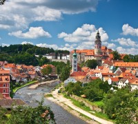 I do Českého Krumlova budou letos mířit němečtí návštěvníci v hojnější míře než loni