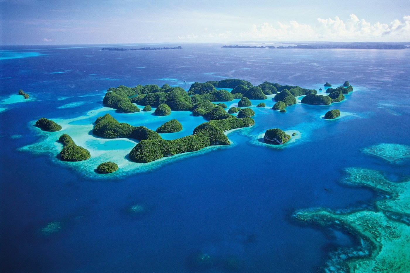 Tisíc ostrovů