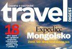 S novým Travel Digestem na expedici do Mongolska i po pražských pivnicích