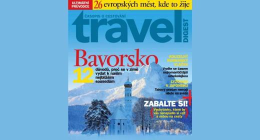 Nový Travel Digest: Za sněhem do Japonska a rumem na Havanu