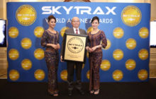 Sia Named 'World's Best Airline' in 2018 Skytrax Awards