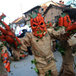 Nasaďte masku a vydejte se do karnevalového reje v Makedonii