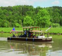 Jihočeský a Středočeský kraj chtějí zvýšit návštěvnost Vltavské vodní cesty