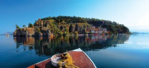 Ohridské jezero Foto: Macedonia Timeless