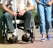 V Humpolci představili první trasu pro vozíčkáře v kraji