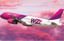 Wizz Air bude z Prahy létat jen do Londýna, Bari a Kutaisi