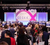 World Travel Market 2017, ExCeL London - Speed Networking Foto: WTM